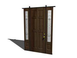 Maya Door by JunoGFX