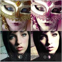 PHOTOSHOP ACTIONS+NEWMOON by oursolemnhour89