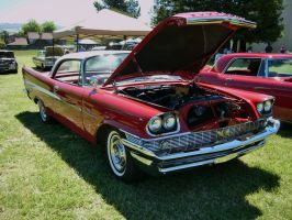 1958 Chrysler Saratoga 2 door hardtop by RoadTripDog