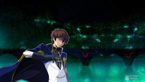 Code Geass Suzaku Kururugi by Akw-Art-Design