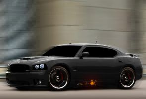 modified charger by azest911