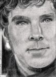Sketch Card : SCARF by ShErLoCkAh0LIQuE
