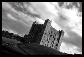 Bamburgh Castle by Silver-Guild