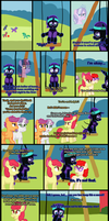 Past Sins: Theatrical Trouble P1 by SaturnStar14