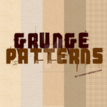 Grunge Patterns by coder-design