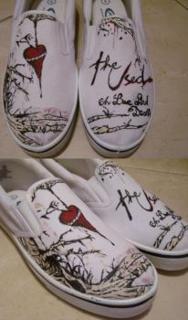 The Used - Shoes by FireSpiritRei