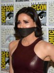 Lana-Parrilla gagged by PhM 001b by PhMBond