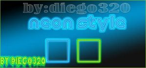 neon style by Diego320