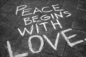 Peace Begins with Love by StolenSecrets