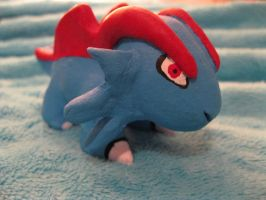 salamence by aquatica-monster