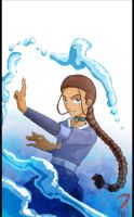 Katara by Hyptosis
