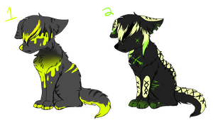Emo Dogs OTA (CLOSED) by PurryProductions-Inc