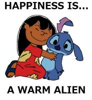 Happiness is a warm alien by raito-toko