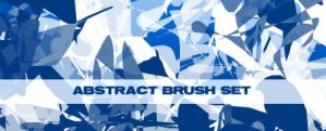 Abstract Brush Set by s3vendays