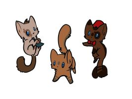 DOCTOR WHO KITTENS!! CLOSED by Dewdrop-210