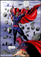 Magneto, the Undertaker by PaulVincent