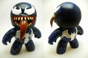 Venom Mighty Mugg by xf4LL3n