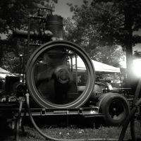 Spinning Fly Wheel by rdungan1918