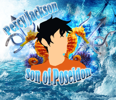 Percy-Jackson,-Son-of-Posei by Aracelly2010