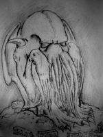 Cthulhu by PatrickPower