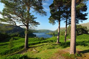 Keldas and Ullswater by scotto