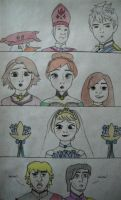 The Snow Queen's Big Day by himymRobinStinson