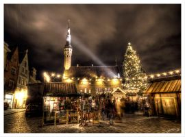 Christmas Square by Jurnov