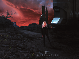 Desolation by ecnemsia