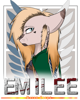Emilee Recon Corps Badge by EMlLEE