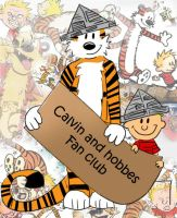 calvin and Hobbes club id by NatterJay