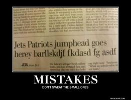 Mistakes Demotivator by Freyad-Dryden