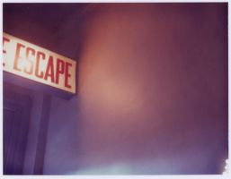 Escape. by silversmith