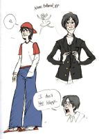 Shh: Artemis Fowl is Disguised by otherwise