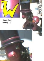 Real Custom Willy Wonka by customlpvalley