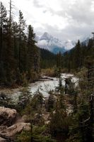 Canada - Yoho National Park by puppeteerHH