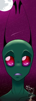 Starry Eyes by Universal-Kaos