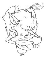 SHIFTRY LINEART