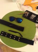 EUSTASS KID'S aviator glasses (Step by Step) by The-cute-cat