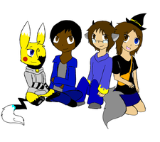 A Crew by SparkyChan23