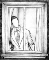 Guy at window by CMTrov74