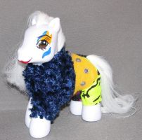 'Roxy' from Jem OOAK MLP by enchantress41580