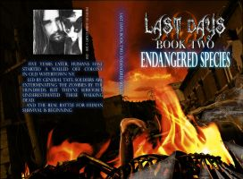 Endangered Species (Last Days: Book Two) cover 4 by joseph-sweet