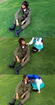 Full Metal Panic! - I will be always by your side by Yuno-chaan