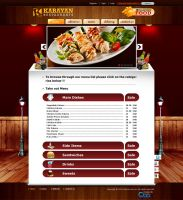 Kabayan Restaurants Website by elhosary