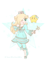 .:Lacy Rosalina:. by The-Awesome-Blossom