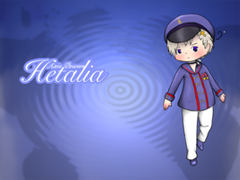 My Hetalia Postcard by HayaMika