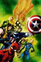 Secret Invasion by wordmongerer
