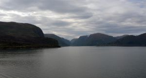 Sailing the fjords to Skjolden 04 by abelamario