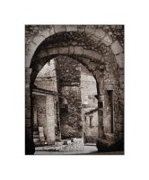 Arches through time by PicTd