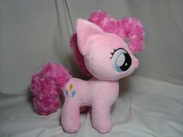 Pinkie Pie filly plush w/cutie mark by PlanetPlush